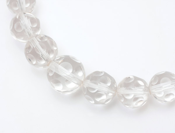 Crystal Necklace(Japanese Jewelry)