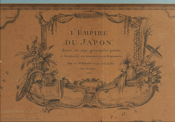 L'Empire du Japon(European Print)