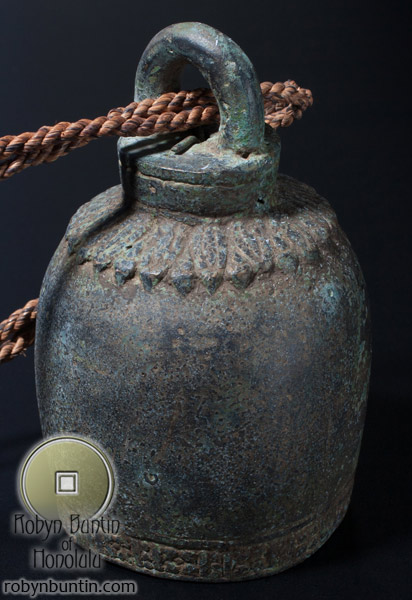 Small Thai Bell(Southeast Asian Functional Object)