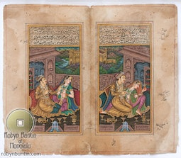 Indian Diptych