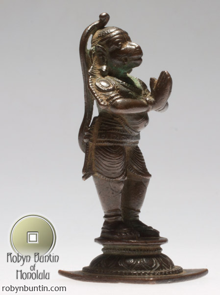 Small Hanuman(Indian Sculpture)