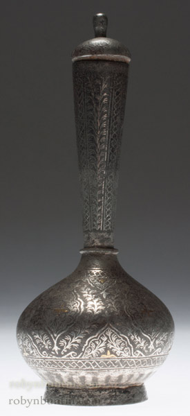 Small Middle Eastern Scent Bottle(Middle Eastern Functional Object)