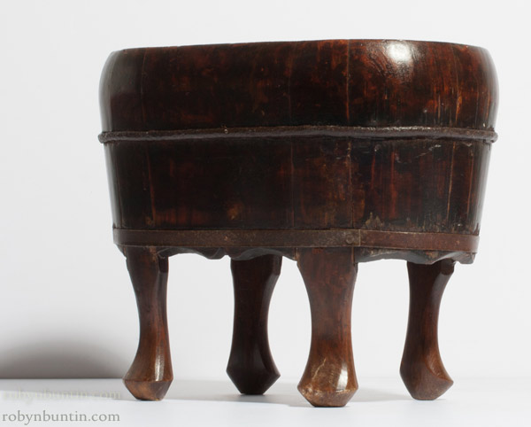 Barrel Vessel(Chinese Functional Object)