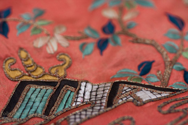 Vintage Chinese Embroidery(Chinese Textile)