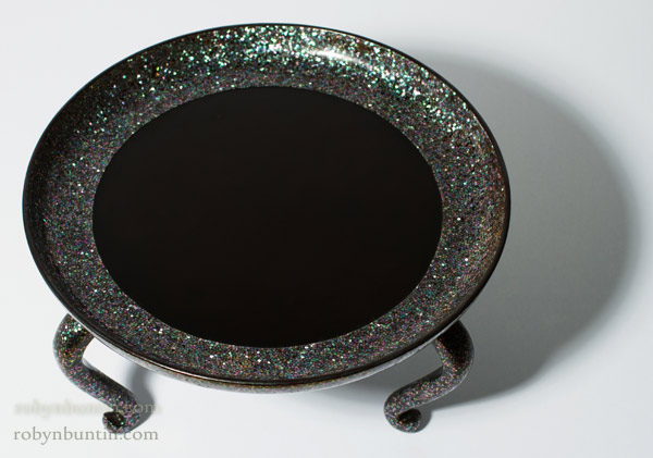 Lacquer Serving Tray(Japanese Lacquer)