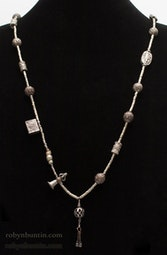 Himalayan Silver Necklace