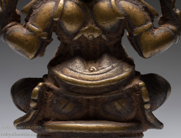 Bronze Ganesha(Indian Sculpture)