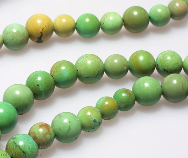 Turquoise Necklace(Chinese Jewelry)