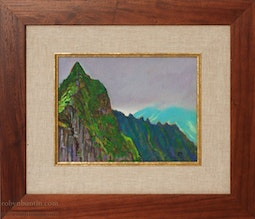 Pali Lookout by Dennis Morton