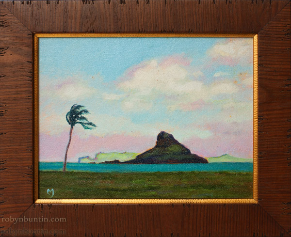Afternoon by Dennis Morton(Hawaiian Painting/Drawing)
