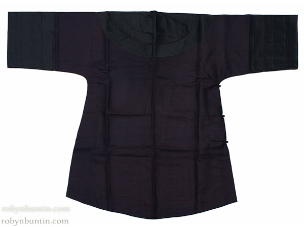 Lady's Silk Upper Garment(Chinese Textile)