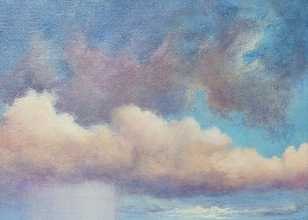 Summer Squall by Laurie McKeon(Hawaiian Painting/Drawing)