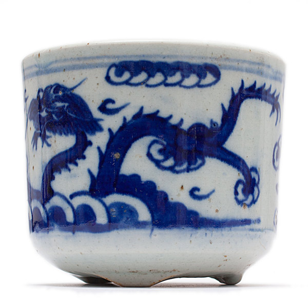 Dragon Censer(Chinese Functional Object)
