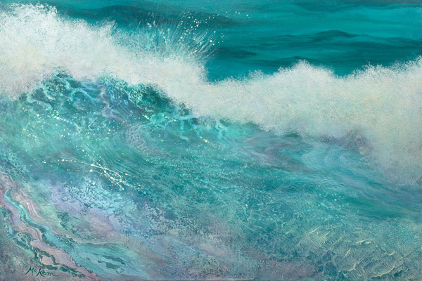Transformations by Laurie McKeon(Hawaiian Painting/Drawing)