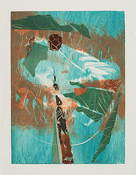 Tradewinds by Anne Irons(Hawaiian Painting/Drawing)