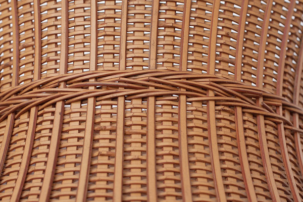 Japanese Basket by Chikuyusai(Japanese Functional Object)
