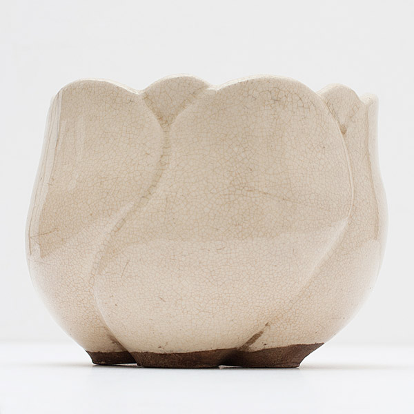 Narcissus Bowl (with box)(Chinese Functional Object)