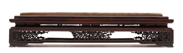 Huanghuali Stand(Chinese Sculpture)
