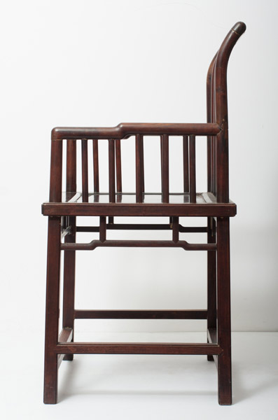 Pair of Hardwood Chairs(Chinese Furniture)