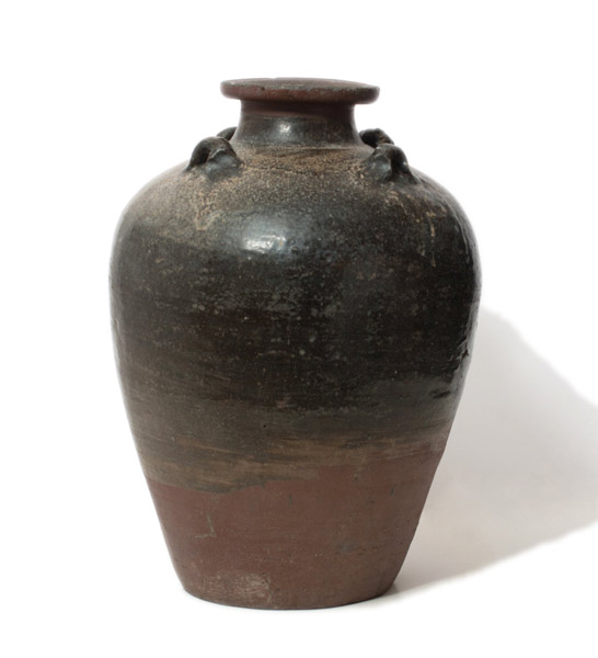 Large Martaban Jar(Southeast Asian Functional Object)