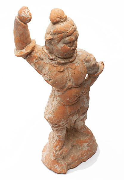 Teracotta Figure(Chinese Sculpture)
