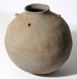 Korean Stoneware Vessel