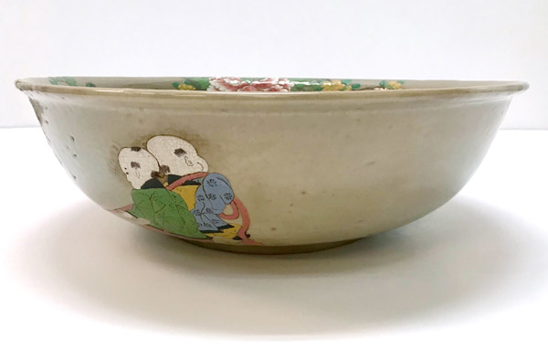 Banko Ware Bowl(Japanese Functional Object)