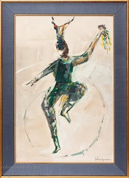 Dancer by John Young