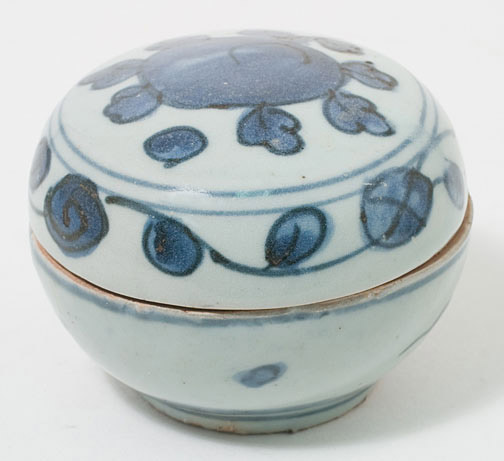 Blue & White Box(Chinese Functional Object)
