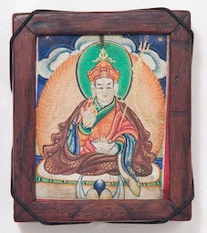 Tibetan/Mongolian Portable Shrine