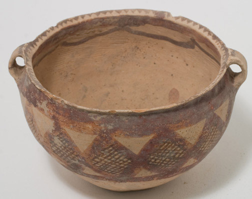 Banshan Ware Jar(Chinese Functional Object)