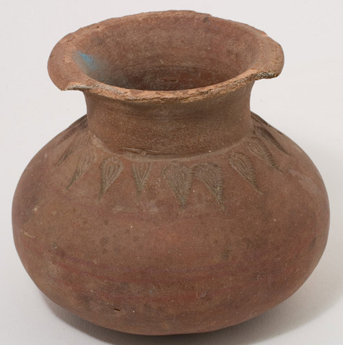 Early Thai Vessel(Southeast Asian Functional Object)