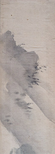 Landscape Tanzaku by Kei(Japanese Painting/Drawing)