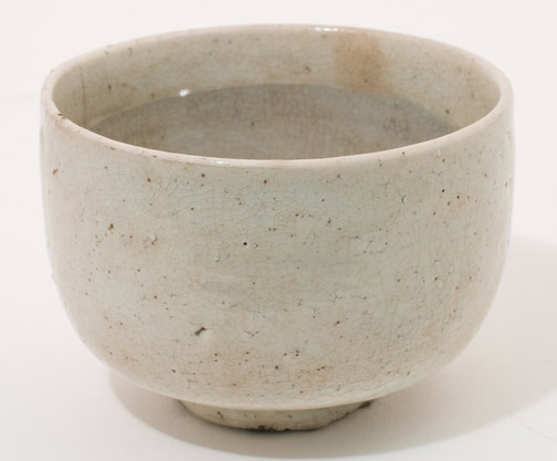 Punchong Tea Bowl(Korean Functional Object)
