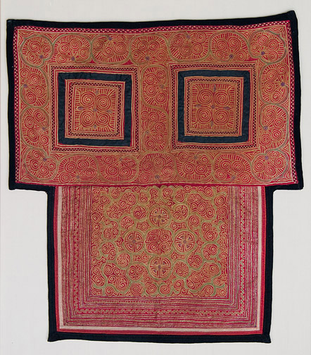 Miao Baby Carrier(Chinese Textile)
