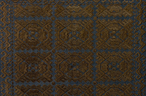 Embroidered Miao Textile(Chinese Textile)