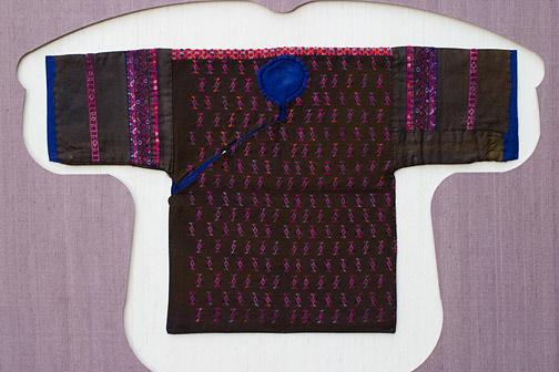 Miao Baby Jacket(Chinese Textile)