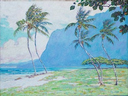 Kalanianaole Mountain by Dennis Morton