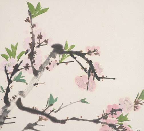 Fu Fu Flight by H. H. Wong 黃可鏗(Chinese Painting/Drawing)