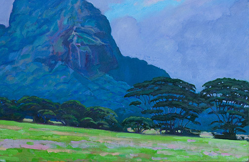 Kalalea by Dennis Morton(Hawaiian Painting/Drawing)