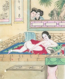 Chinese Erotic Painting