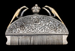 Indian Moustache Comb