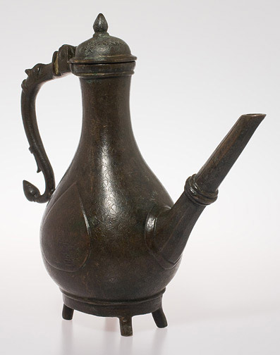 Moghul Pouring Vessel(Indian Functional Object)