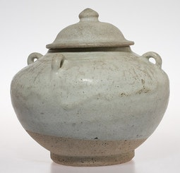 Thai Lidded Jar