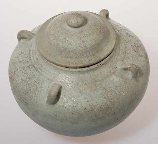 Thai Lidded Jar(Southeast Asian Functional Object)