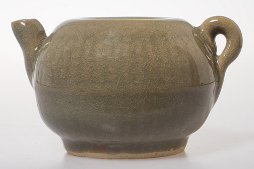 Sawankalok Teapot Shaped Water Dropper(Southeast Asian Functional Object)