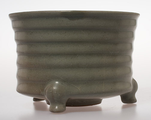 Celadon Water Coupe (Chinese Scholar's Table)