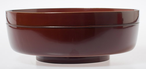 Set of 5 Lacquer Cake Boxes(Japanese Lacquer)