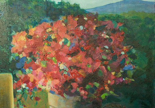 What A Day! by Anne Irons(Hawaiian Painting/Drawing)