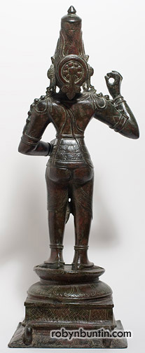 Bronze Vishnu(Indian Sculpture)